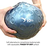 Empower Medicine Ball for Women, Exercise Weight