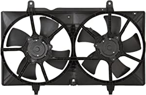 Spectra Premium CF23010 Radiator and Condenser Fan Assembly