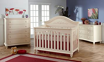 Exceptionnel Pali Gardena 3 Piece Nursery Set   Crib, Double Dresser, Five Drawer  Dresser In