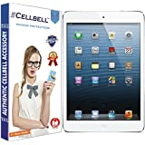 CELLBELL® Tempered Glass Screen Protector For Apple iPad Mini/iPad Mini 2 With FREE Installation Kit