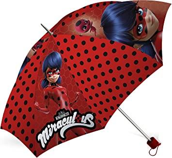 Chat Noir Parapluie Pliable Ladybug Miraculous Parapluie