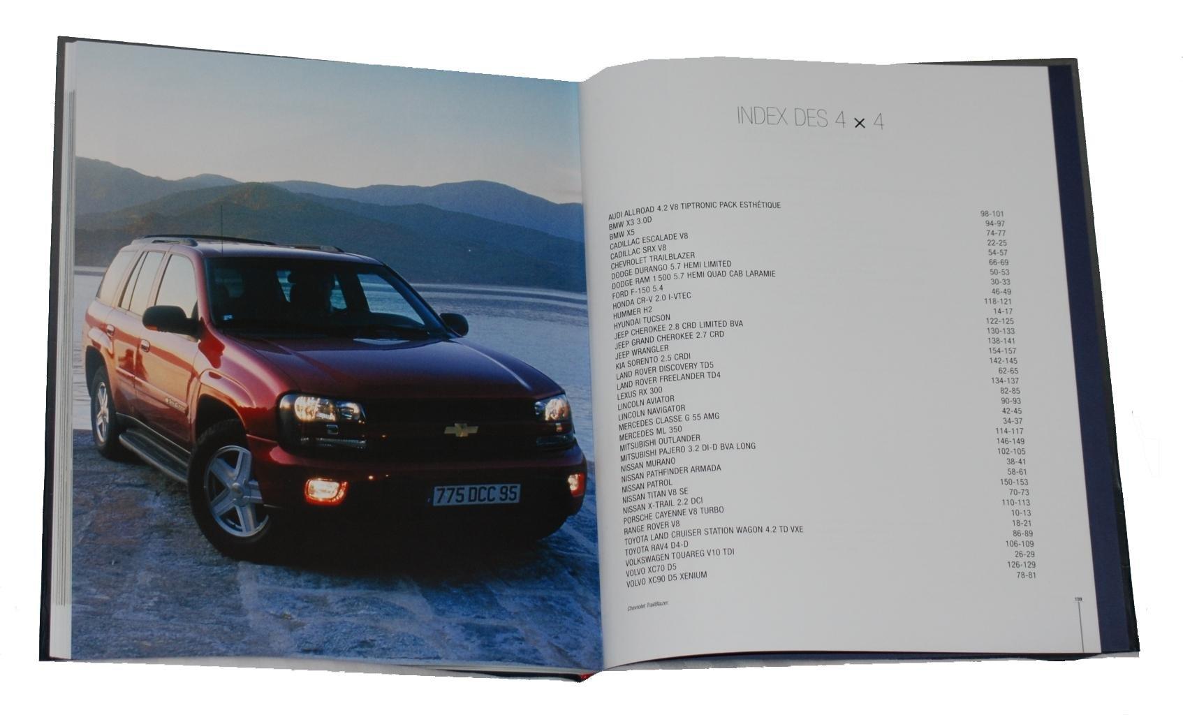 Les plus beaux 4X4 du monde (French Edition): 9782749901671: Amazon.com: Books
