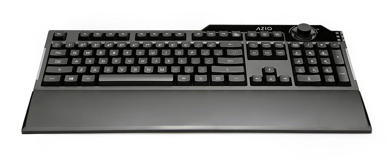 Azio Levetron L70 Teclado retroiluminado LED para juegos (KB501): Amazon.es: Juguetes y juegos