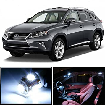 2017 Lexus Rx 350 Interior Lights Www Indiepedia Org