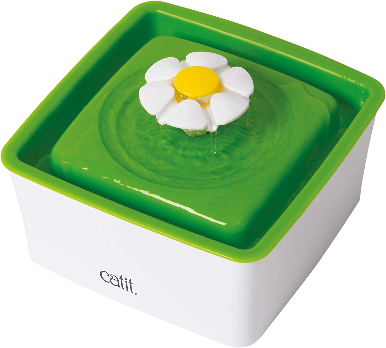 Catit Mini Bebedero Flor,1.5 L