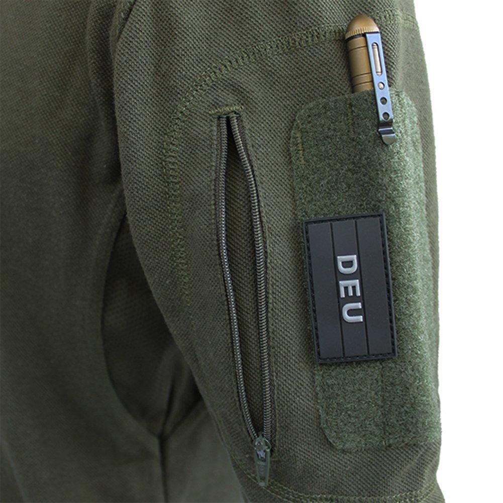 Tactical Poloshirt Alfa Parachutistes Paratroopers L/égion /étrang/ère Foreign