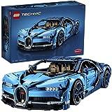LEGO 42083 Technic Bugatti Chiron, Super Sports Car Exclusive Collectible Model, Advanced Building Set