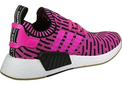 adidas NMD R2 PK Schuhe pinkblack: : Schuhe