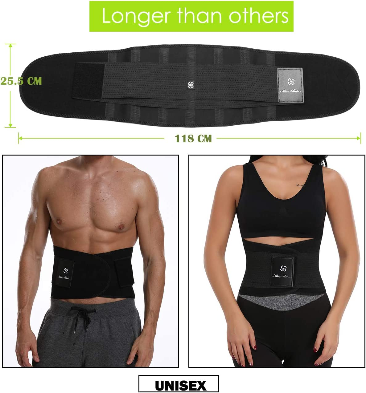 Q/&M Femmes Transpiration N/éopr/ène Perte De Poids Shapers Ventre Burner Fat Burning Leggings Body Shaper sous-V/êtements