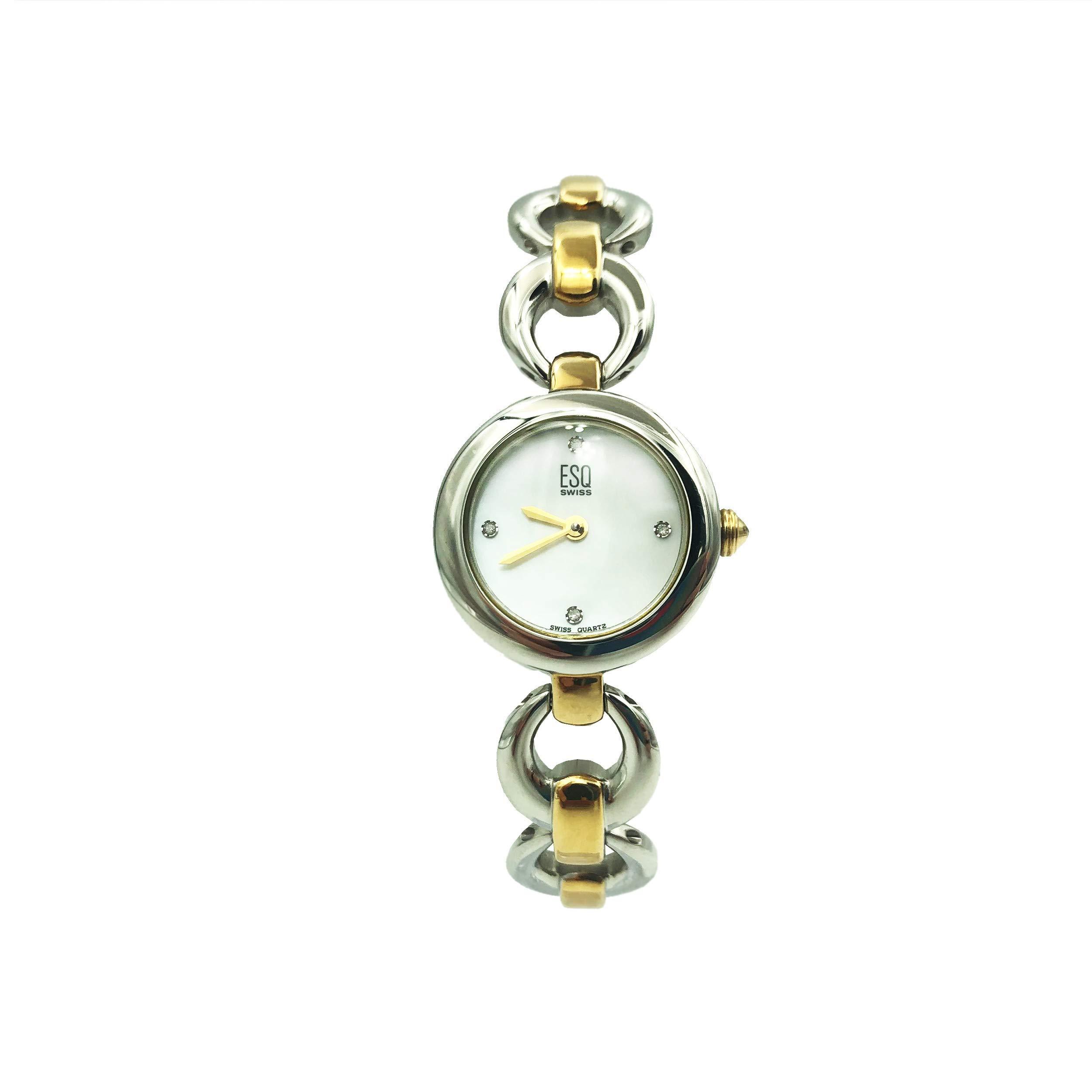 ESQ Classic Quartz Female Watch 07101188 (Certified Pre-Owned) by ESQ