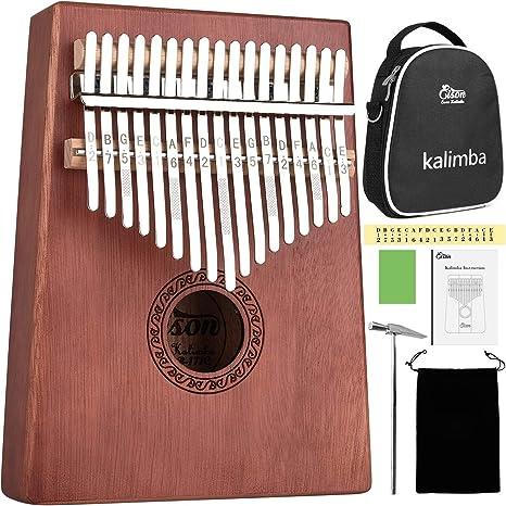 Home Mini Thumb Piano 10 Sound Kalimba 10 Tone Thumb Piano Portable Beginner Instrument Wooden Sound Hole Skilful Manufacture