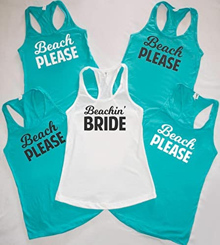 359e8d05e0ace Image Unavailable. Image not available for. Color  Beachin  Bride - Beach  please