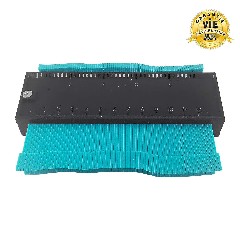 ✮MARQUE FRANCAISE✮-CZ Store/®-jauge de contour-✮✮GARANTIE A VIE✮✮-gabarit de decoupe en plastique-copieur de contour pour materiaux en bois//acier inoxydable//carrosserie duplicateur de contour