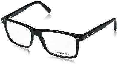 1ad9b3539b8 Image Unavailable. Image not available for. Color  Ermenegildo Zegna Men s  EZ5002 Eyeglasses ...