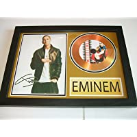 gold disc frames Eminem - Disco de Oro