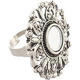 Zephyrr Ring for Women (Silver)(JR-21)