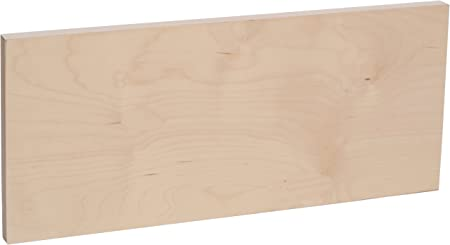 American Easel 4 Inch by 4 Inch by 1 5//8 Inch Deep Cradled Painting Panel