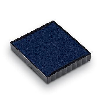 Trodat Ersatzkissen 6//46025 f/ür Printy und 46125 2 St/ück blau