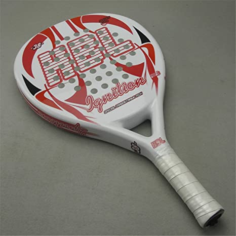 Amazon.com : Taiwanrns Power Full Carbon Fiber Paddle Tennis ...