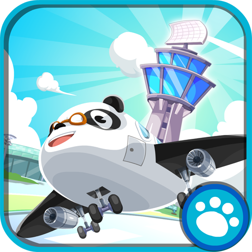 Dr. Panda's Airport is Today's Amazon Free App of the Day