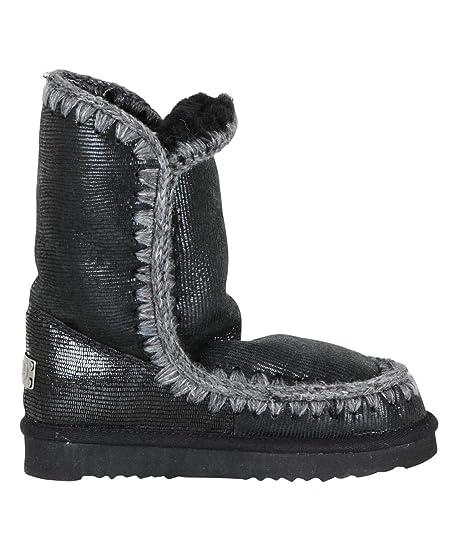 Mou Eskimo Boot 24 Limited Edition FW101000CMGBLK | Shop
