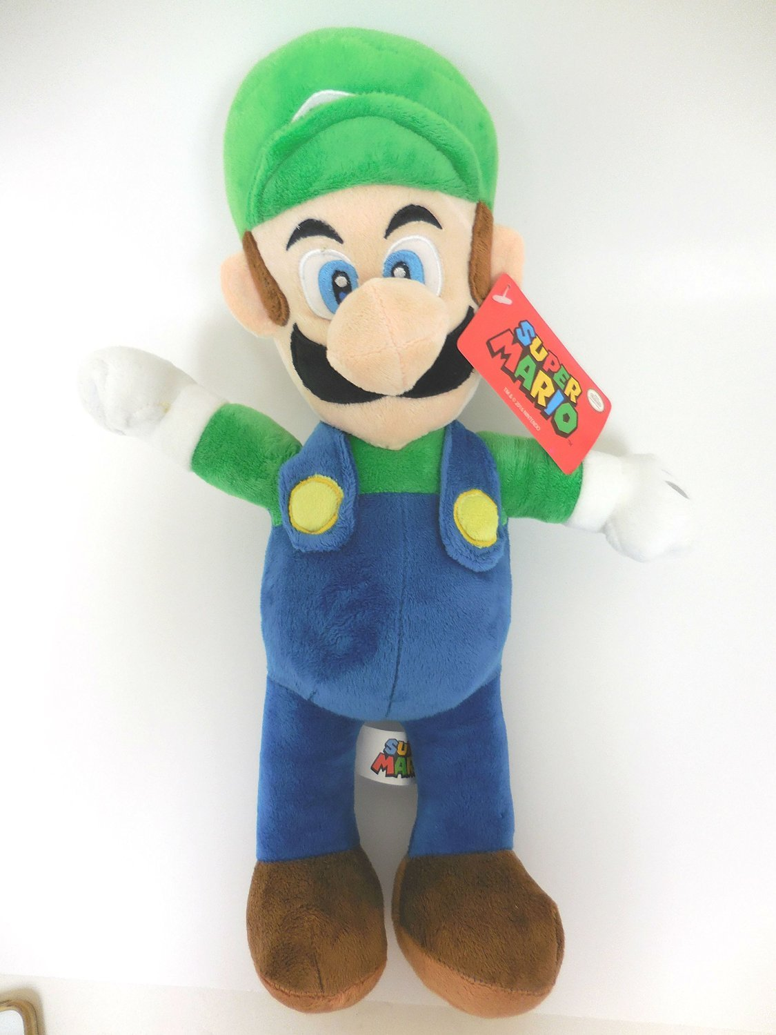 Nintendo Luigi Plush Doll 12 inches