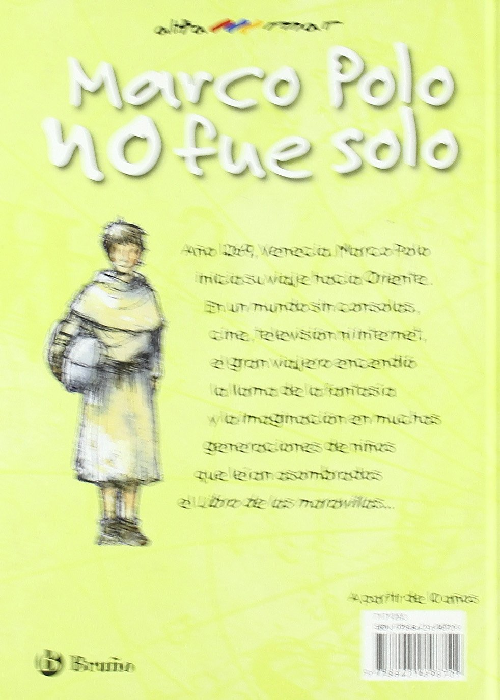 Marco Polo no fue solo Castellano - A Partir De 10 Años - Altamar ...