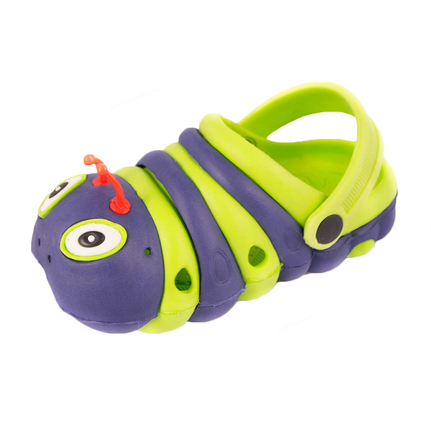 Fresko Toddler Kids Caterpillar Clogs, T1047