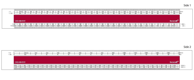 lineal ausdrucken