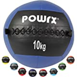 POWRX -Wall Ball Ballon de 2-10 kg