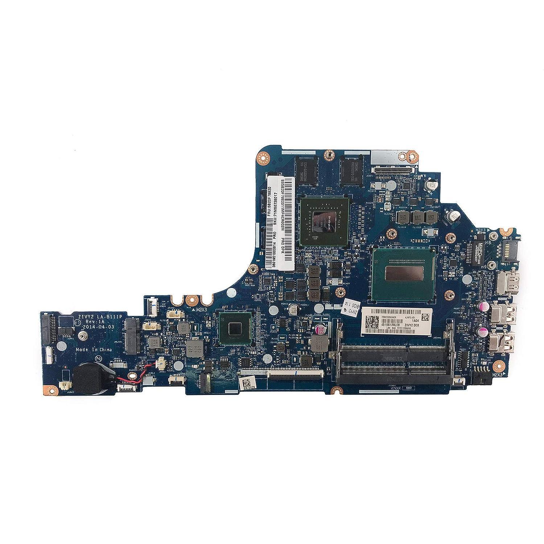 Amazon.com: 5B20F78820 For Lenovo Y50-70 Laptop Motherboard ...