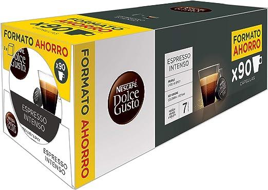 Nescafé Dolce Gusto Magnum Espresso Intenso - Cápsulas de Café 3 x ...