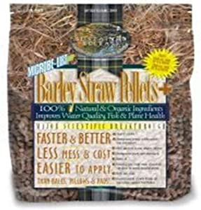 Microbe Lift n/aa 2.2-Pound Pond Barley Straw Pellets 10BSPP2.2, Brown/A