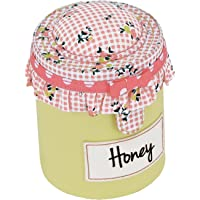 BUTTON IT Novelty Honey Pot Button Box with
