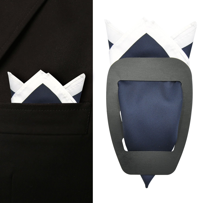 Amazon.com: Zenssia - Bolsillo cuadrado para trajes de ...