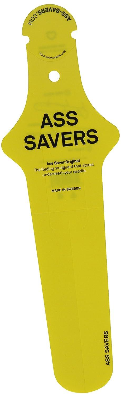 ASS SAVERS Original - Guardabarros para bicicletas, color amarillo, talla 34 cm: Amazon.es: Deportes y aire libre