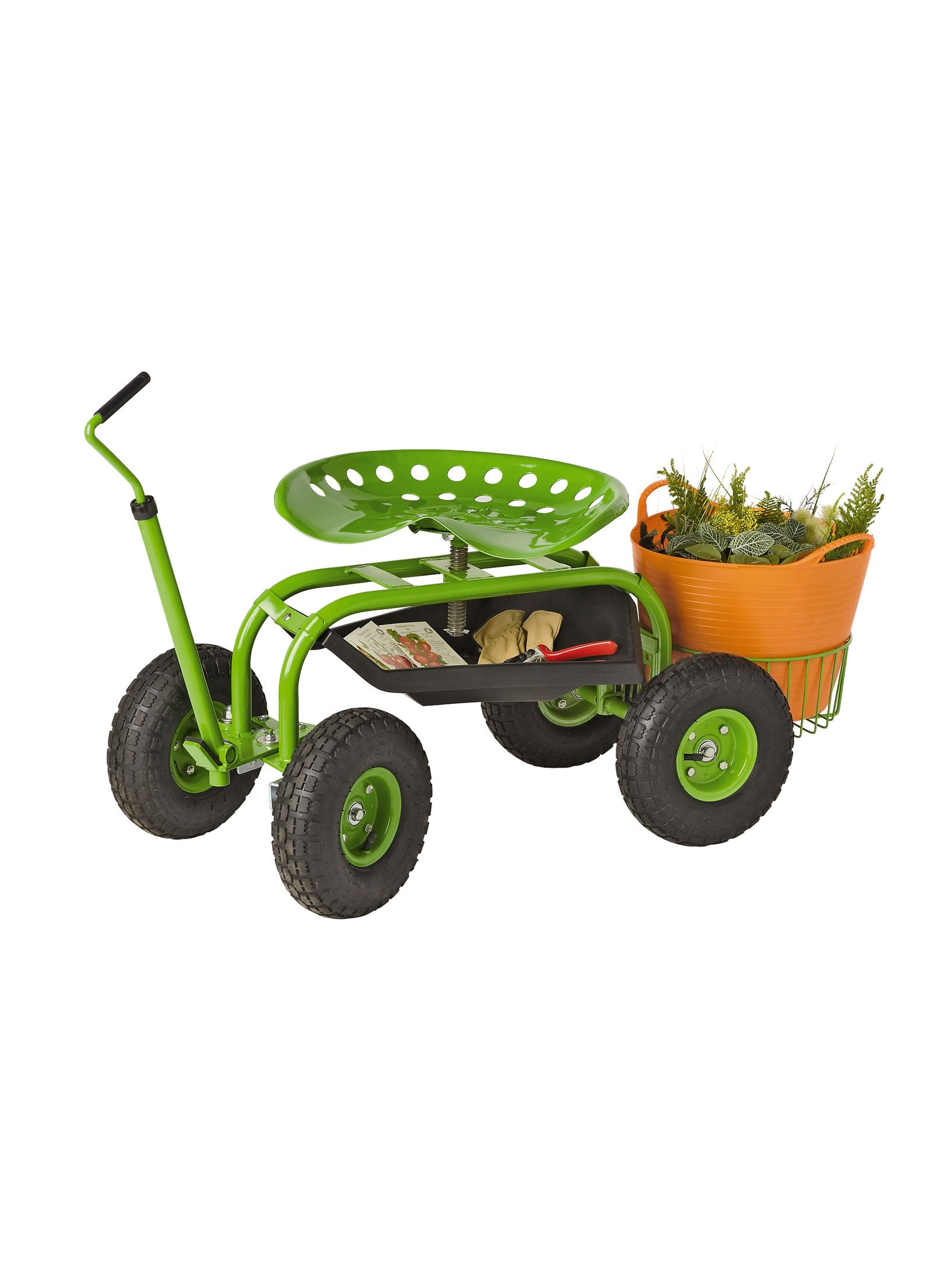 Tractor Scoot Cart