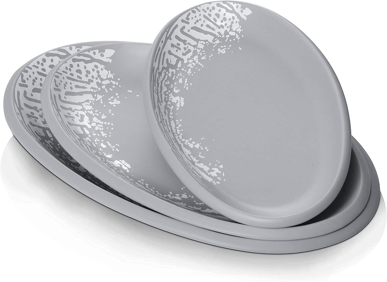 DOWAN Oval Serving Platters, 12/14/16