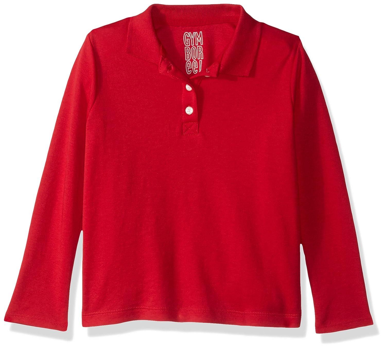 Gymboree Girls' Big Long Sleeve Uniform Polo