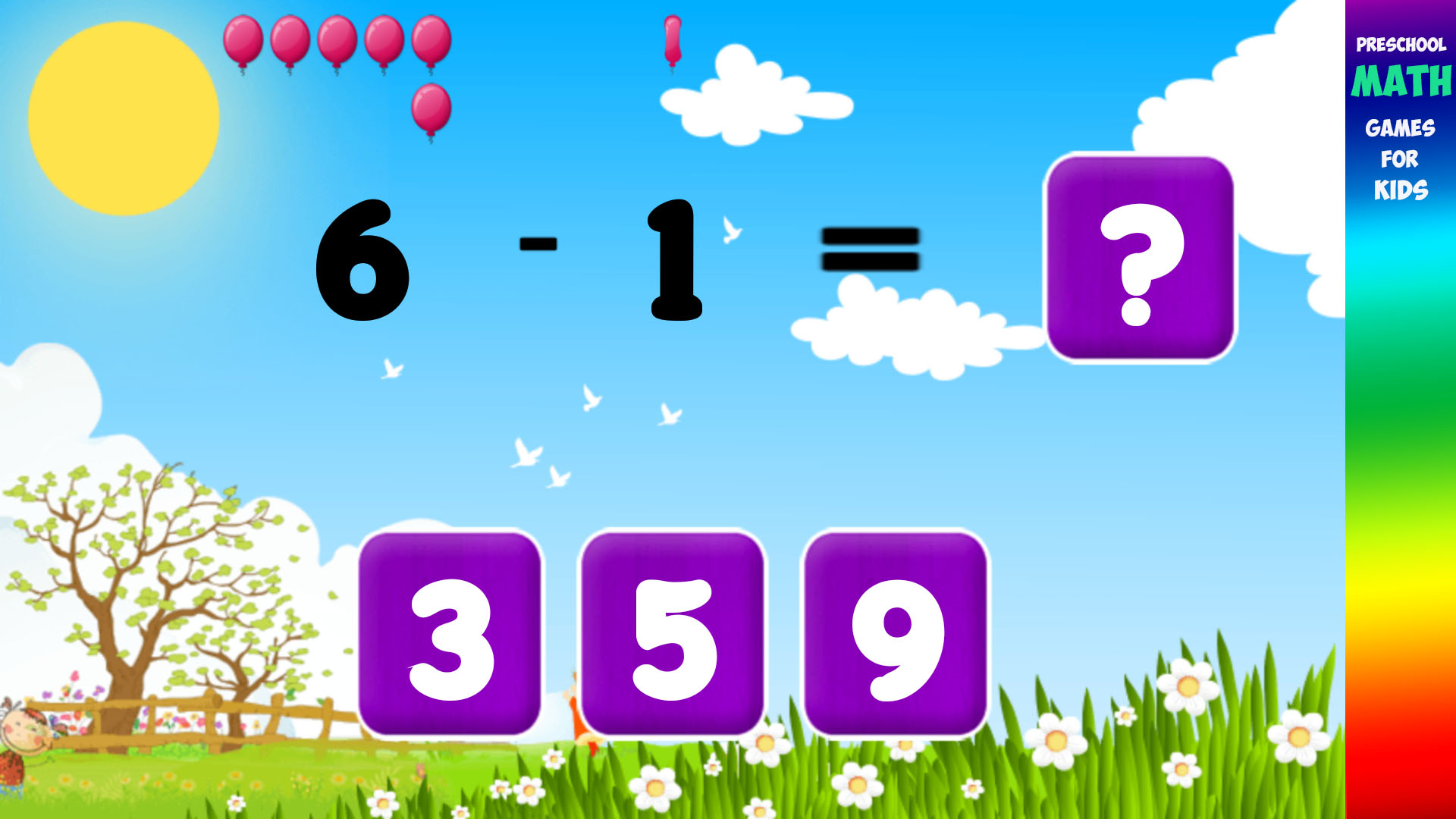 Amazon.com: Preschool Math Games for Kids: Appstore for Android
