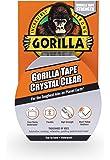 Gorilla Cinta, 4.8 cm X 8.2 m., Transparente