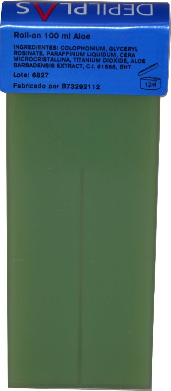 Cera depilatoria en Roll-on, cera de alta calidad, utilizada por las mejores esteticista (MIEL): Amazon.es: Salud y cuidado personal