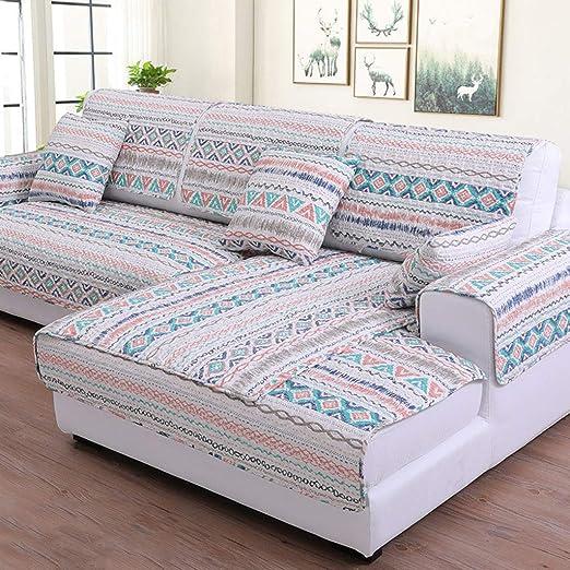 BEIGOO Funda de sofá Antideslizante, Funda de sofá Suave ...
