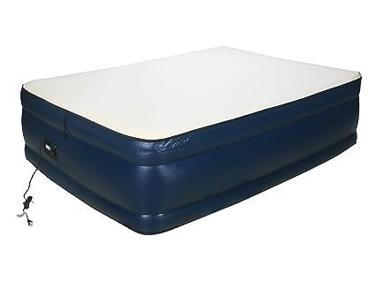Amazon.com: Airtek Full Foundation series Raised Air Mattress Airbed ...