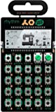 Pocket Operator PO 12 Rhythm 16 Step Pattern Sequencer Synthesizer - Black/Green