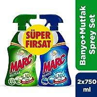 Marc Sprey Set Mutfak + Banyo, 750 Mlx 2