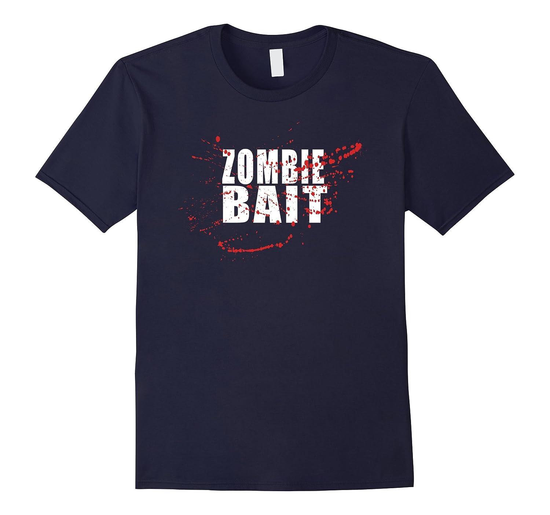 Zombie bait t-shirt-TH