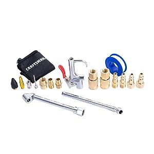 Craftsman 18-pc. Air Accessory Kit (CMXZTSG1004NB)