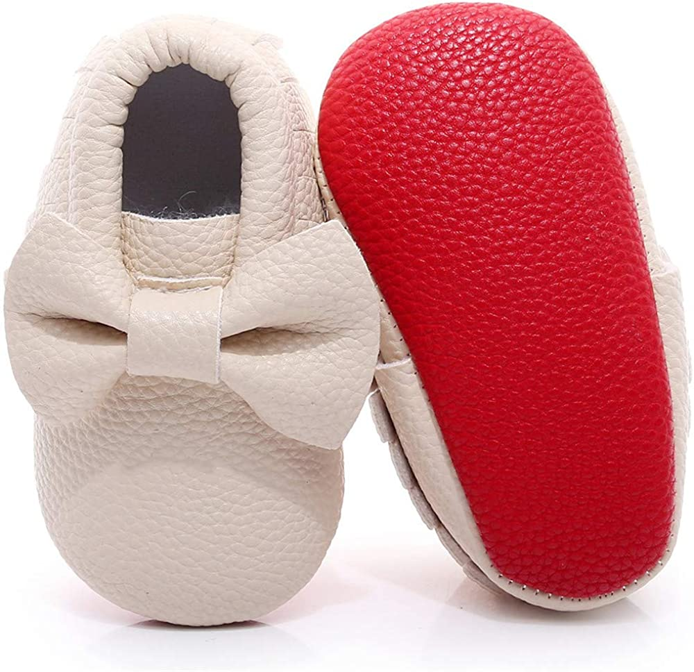 Soft Sole Baby Shoes Girls Toddler Crib
