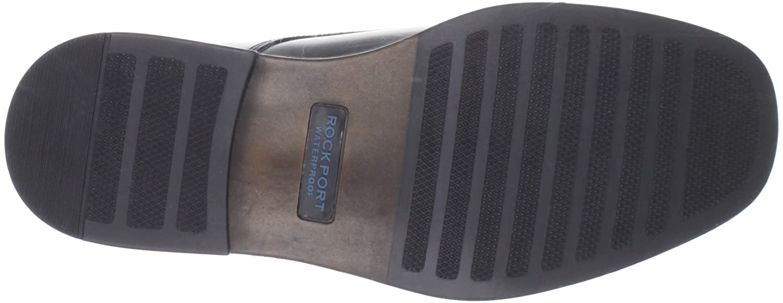 Rockport Zapato Vestir Impermeable Evander negro 39.5 (6.5) g4PgU